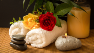 Massage Saint-Valentin